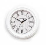 часы интерьерные Вега Римская классика, пластик (настенные)