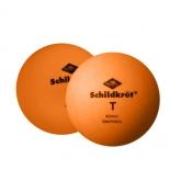 шарики для настольного тенниса DONIC 1T-TRAINING, 6 штук, оранжевый