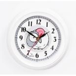 часы интерьерные Вега Сова, пластик (настенные)