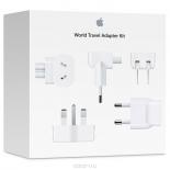 зарядное устройство сетевое Apple World Travel Adapter Kit (MD837ZM/A)
