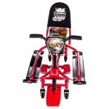 снегокат Small Rider Snow Comet 2, красный