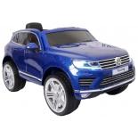 электромобиль RiverToys Volkswagen Touareg, синий глянец