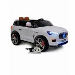 электромобиль RiverToys Maserati E007KX, белый