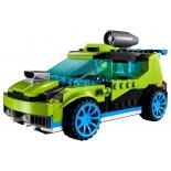 конструктор LEGO Creator 31074 Суперскоростной раллийный автомобиль (для мальчика)