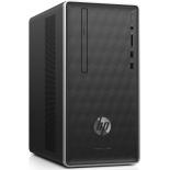 фирменный компьютер HP Pavilion 590-a0003ur (4GL68EA) темно-серый