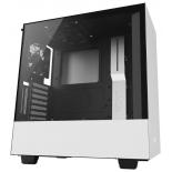 корпус компьютерный NZXT H500i CA-H500W-W1 белый/черный