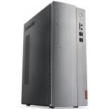 фирменный компьютер Lenovo IdeaCentre (90G6000HRS) черный-серебристый
