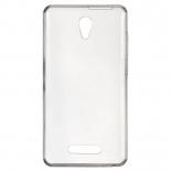 чехол для смартфона Digma для Digma LINX C500/CITI Z510/VOX S506/S507S504, прозрачный