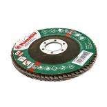 круг шлифовальный Hammer Flex 213-001 115x22 Р 40 (лепестковый торцевой)