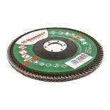 круг шлифовальный Hammer Flex 213-010 150x22 Р 40 (лепестковый торцевой)