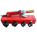 аппарат для сварки труб Elitech СПТ 1000 (1000 Вт)