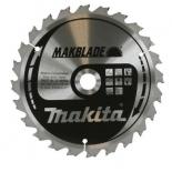 диск пильный Makita Standard B-29228, для дерева