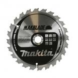 диск пильный Makita Standard B-29278, для дерева