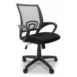 компьютерное кресло Chairman 696 Россия TW-01 (7000799) черное