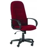 кресло офисное Chairman 727, бордовое
