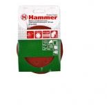 круг шлифовальный Hammer Flex 214-008  Д125мм 8отв. Р 220, набор 5 шт
