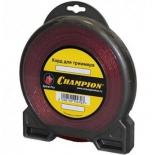 леска для газонокосилок Champion Spiral Pro С5053 (86 м)