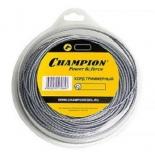 леска для газонокосилок Champion Aluminium С7036, 3 мм х 28 м