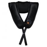 массажер Gess Tap Pro, ударно-кулачковый, для шеи и плеч, чёрный