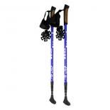 палки для скандинавской ходьбы Gess Star Walker, 3-секционные
