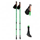 палки для скандинавской ходьбы Gess Classic Walker, 3-секционные