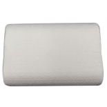 подушка EcoSapiens Memory, ортопедическая, с эффектом памяти, 50x32x10 см