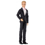 кукла Mattel Barbie Жених Кен, DVP39 в смокинге