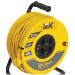удлинитель электрический Iek WKP15-16-04-50, 50м
