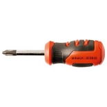 отвёртка Black+Decker BDHT0-66492, под шлиц Phillips 2PH x 45 мм