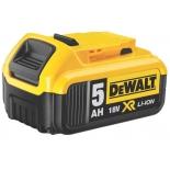 аккумулятор к инструментам DeWalt DCB184-XJ, 5 Ач
