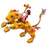 конструктор LEGO Elves 41192 Ловушка для Азари и Огненного льва (для девочки)