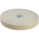 насадка шлифовальная Hammer Flex 227-020, PD d6 FL (115x16мм), диск полировальный
