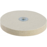круг шлифовальный Hammer Flex 227-021 PD d6 FL (125x16 мм)