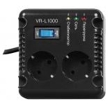 Стабилизатор напряжения SVEN VR-L1000 (релейный)