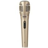 микрофон для ПК BBK CM114, бронзовый
