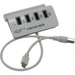 USB-концентратор KS-is KS-341 OTG