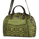 сумка дорожная Santa Fe1838, зеленая