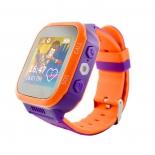 Умные часы Кнопка жизни Aimoto Start, фиолетовые/оранжевые