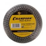 леска для газонокосилок Champion Tri-twist С7044, 2 мм х 15 м