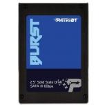 SSD-накопитель SSD Patriot Memory PBU480GS25SSDR 480 Gb, SATAIII