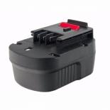 аккумулятор к инструментам Практика 774-306 12В, 1,5Ач, NiCd, Black&Decker
