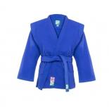 кимоно Green Hill  JS-302, синяя, р.0/130