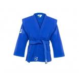 кимоно Green Hill Junior SCJ-2201, синий, р.3/160