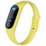 фитнес-браслет Qumann QSB 08+ желтый