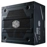 блок питания Cooler Master Elite V3 (MPW-6001-ACABN1-EU) 600W