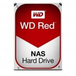 жесткий диск HDD Western Digital Red 8 TB (WD80EFAX) 8000 Gb, 5400, 256 Mb, SATA III