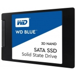 SSD-накопитель SSD Western Digital WD BLUE 3D NAND SATA 500 GB (WDS500G2B0A), купить за 5 250руб.
