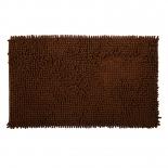 коврик для ванной Vortex Spa comfort (50х80см) коричневый