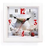 часы интерьерные Вега Кувшин с молоком, П 3-7-109 (настенные)