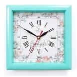 часы интерьерные Вега Бирюза, П 3-16-127 (настенные)
